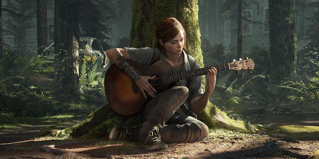 una immagine promozionale di The Last of us di Naughty Dog